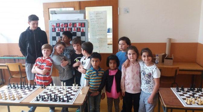 Schach in der Nachbarschaft