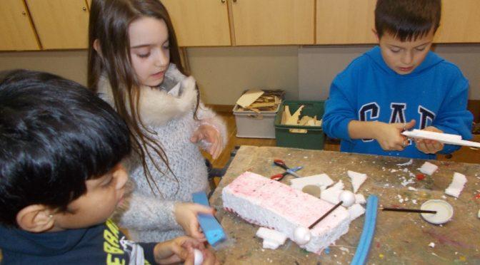 Unsere Kinderforscher belegen den 3. Platz beim Fliewatüüt-Wettbewerb