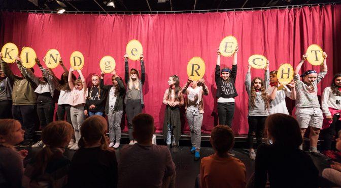 """""""KINDgeRECHT"""" – ein Stück über Kinderrechte begeistert beim Theaterfestival """"tms 0-6"""""""